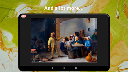 19th Century Paintings Switch Puzzle  screenshots 14