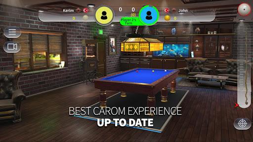 Carom Elite 3D 1.37.174 screenshots 2
