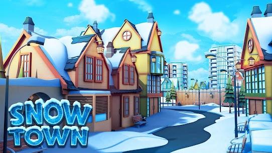 Snow Town – Ice Village World: Winter City APK Download 6