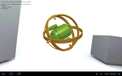 GyroDroid 5.3 Screenshots 1