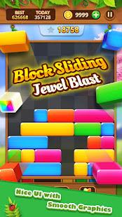 Block Sliding: Jewel Blast