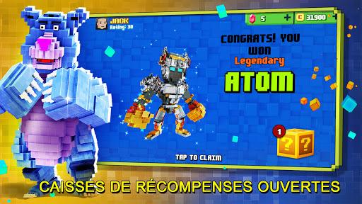 Télécharger Gratuit Super Pixel Heroes 2021 mod apk screenshots 3