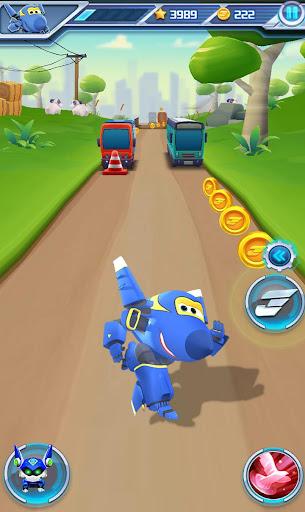 Super Wings : Jett Run screenshots 4