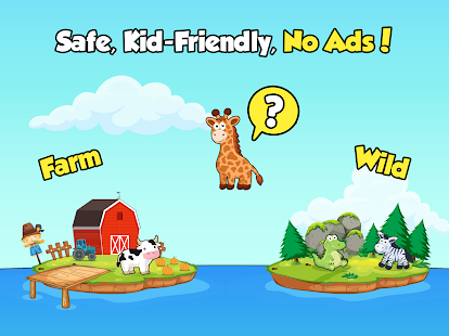 Toddler Games for 2, 3 year old kids - Ads Free 2.1 Screenshots 9