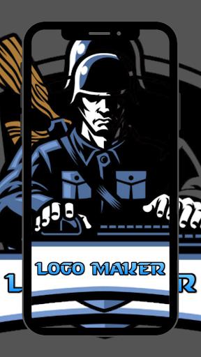 Gaming Logo Maker - Gaming Logo Design Ideas 1.0 Screenshots 1