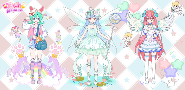 Vlinder Princess MOD (All Costumes Available) 2