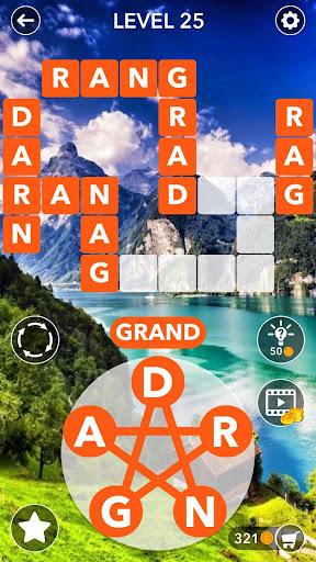 Word Crossword Search 5.0 Screenshots 3