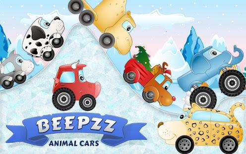 Kids Car Racing game – Beepzz  screenshots 1