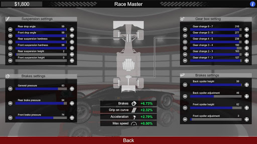 Race Master MANAGER 1.1 screenshots 19