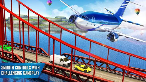 City Flight Airplane Pilot - New Fly Plane Games  Screenshots 5