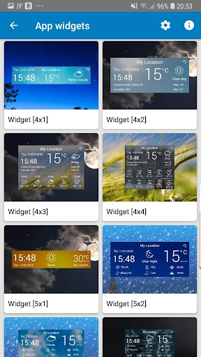 Weather 4.1 Screenshots 12