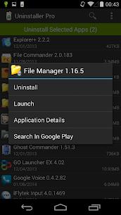 Uninstaller Pro v1.6.0 [Paid] by Rhythm Software 5