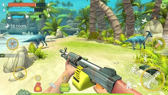 Jurassic Island 2: Lost Ark Survival 6