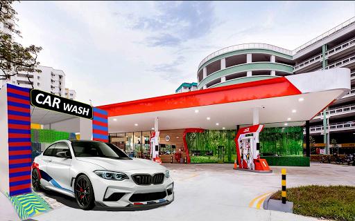 Modern Car Wash: Car Mechanic & Car Parking Games 0.5 screenshots 2