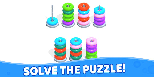 Color Hoop Stack - Sort Puzzle 1.0.3 screenshots 8