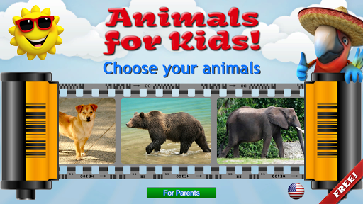 Animals for Kids, Planet Earth Animal Sounds 8.3 screenshots 1