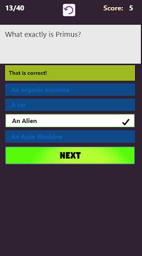 Quiz for Ben 10 1.7 Screenshots 5