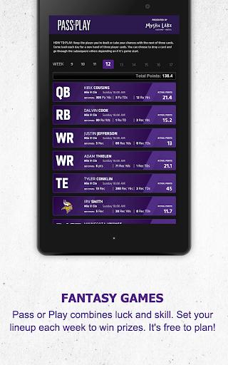 Minnesota Vikings Mobile android2mod screenshots 16