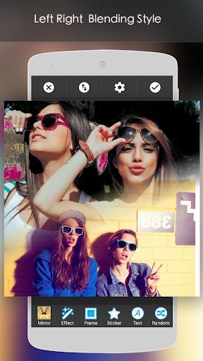 Photo Blender: Mix Photos 2.6 Screenshots 17
