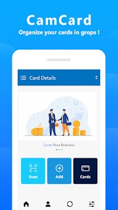 Business Card Scanner & Saver – Scan & Organize (Paid) 4