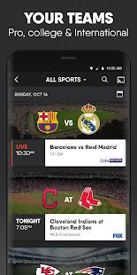 fuboTV: Watch Live Sports & TV screenshots 2