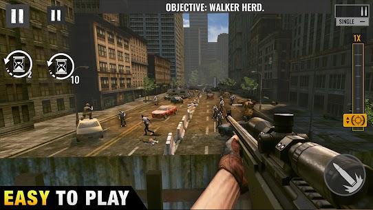 Sniper Zombies: Offline Shooting Games 3D 5
