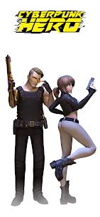 Cyberpunk Hero Mod Apk (Unlimited Coins/One Hit Kill) 1