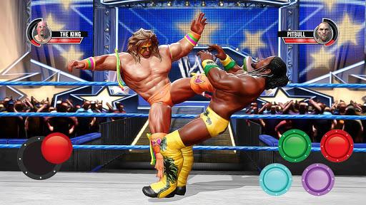 Pro Wrestling Games: Fighting Games 2021 2.5 Screenshots 2