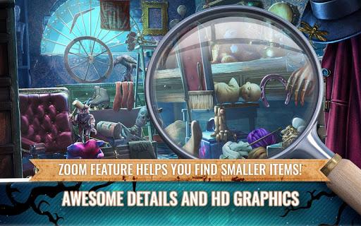 Haunted House Secrets Hidden Objects Mystery Game  Screenshots 2