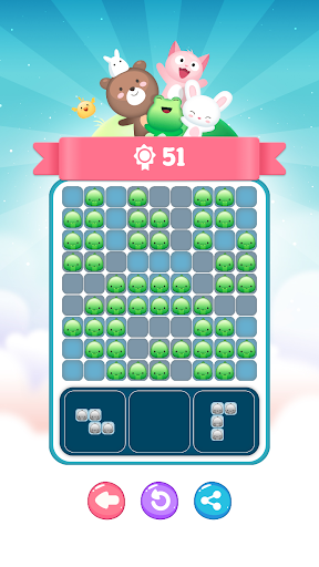 Zoo Block - Sudoku Block Puzzle - Free Mind Games 1.0.16 screenshots 3