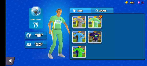 All Stars Cricket - Premier League Ultimate Team 0.0.1.857 screenshots 4