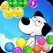 Bubble Shooter - Snoopy Blaze