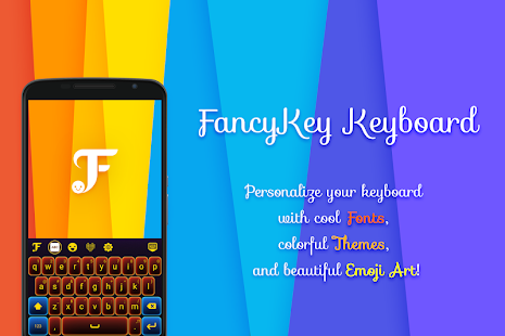FancyKey - Deutsche Tastatur Screenshot