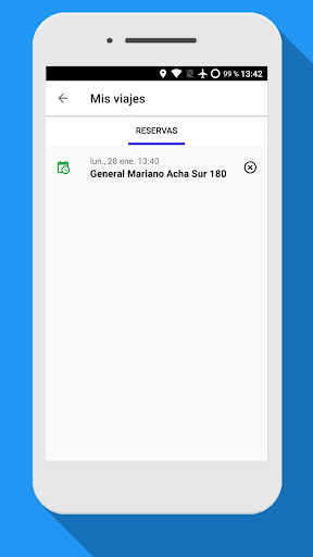 Remis Oeste San Juan 3.3.7 Screenshots 7