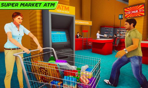 Supermarket Shopping Mall Game 2020: Cashier Game  screenshots 1