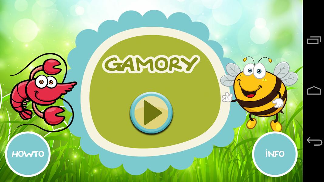 Gamory - English learning game