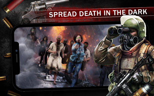 rise of dead trigger frontline zombie shooter screenshot 3