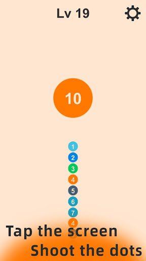 Dots Shot : Colorful Arrow Game with 10000 levels screenshots 4