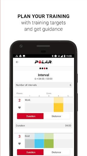 Polar Flow u2013 Sync & Analyze android2mod screenshots 4
