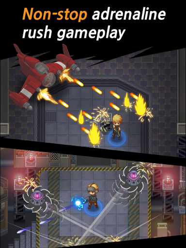 Mystic Gunner: Roguelike Shooting Action Adventure  screenshots 12