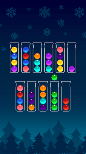Ball Sort Color Water Puzzle 5.3.0 screenshots 2