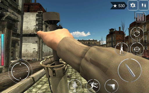 Call Of Courage : WW2 FPS Action Game 1.0.13 screenshots 6
