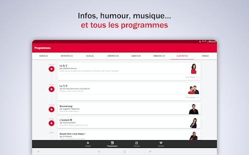 France Inter - radio, podcasts, actu  Screenshots 15