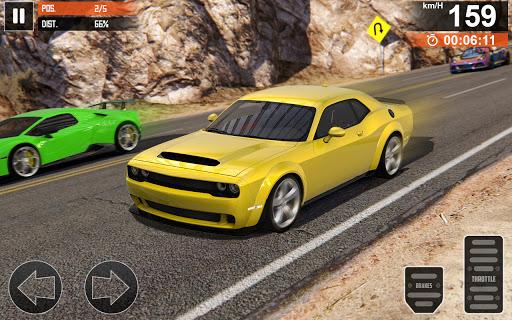 Super Car Racing 2021: Highway Speed Racing Games apkdebit screenshots 7
