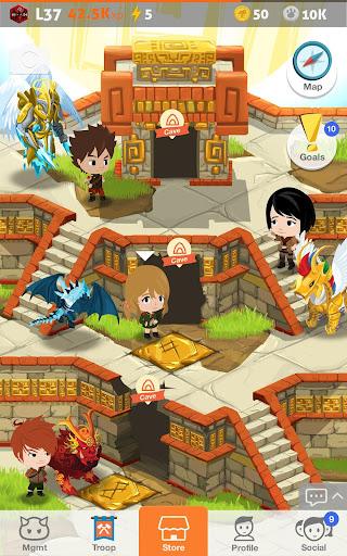 Battle Camp - Monster Catching 5.13.0 screenshots 20