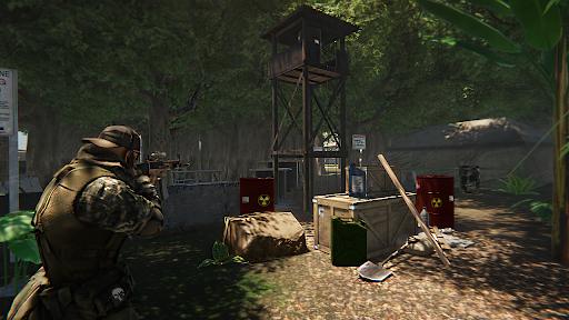 Real Commando Ops: New Secret Mission Games 2020 screenshots 1