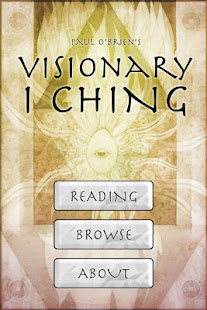 Visionary I Ching Oracle