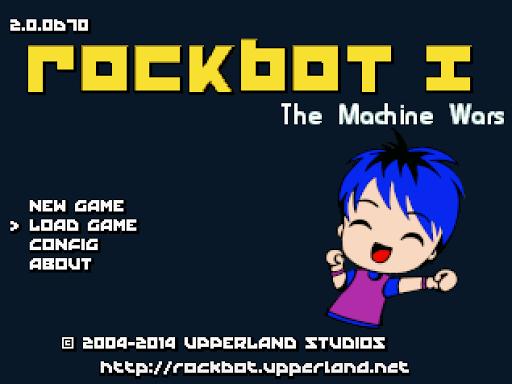 Télécharger RockBot #1 apk mod screenshots 1