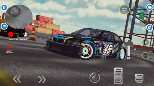 GTR Drift Simulator 25 screenshots 4