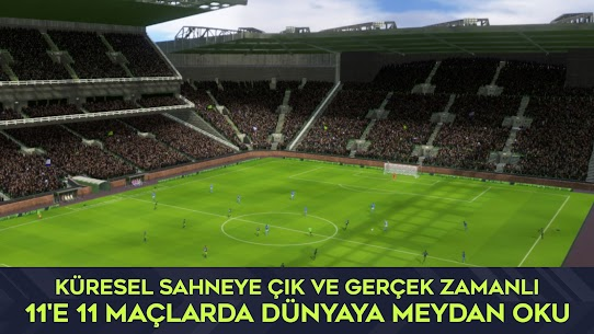 Dream League Soccer 2021 APK İndir 7